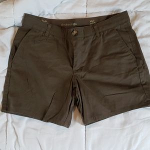Dockers khaki shorts